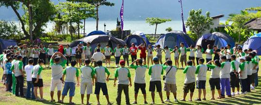 Outbound di Bali Toya Devasya Kintamani Feature