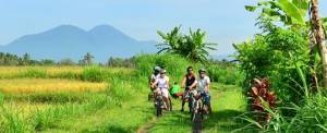 Paket Outing Bali Luwus Cycling