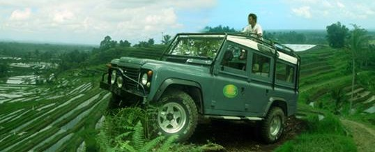 Bali Jeep Safari – Exotic 4×4 Jeep Tour
