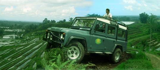 Jeep Safari di Bali Tour