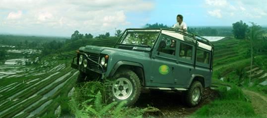 Jeep Safari di Bali Tour