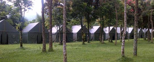 Outbound Bali - Wana Camping