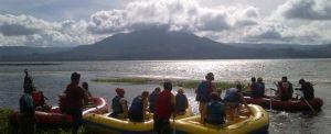 Outing Bali Rafting Abang