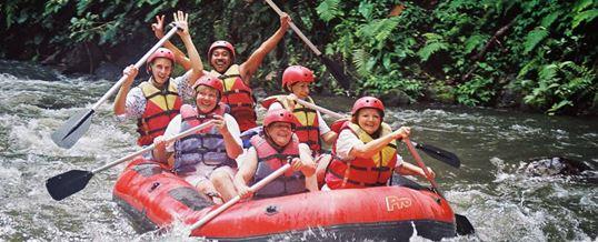 Puri Rafting Tempat Wisata Adventure di Bali
