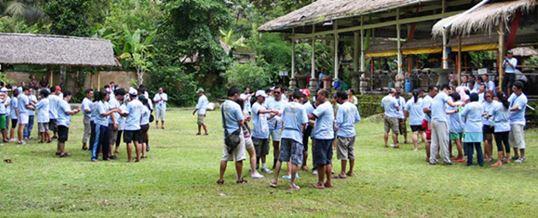 Team Building di Bali Puri Experiance