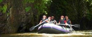 Wisata Petualangan Bali Puri Rafting 1