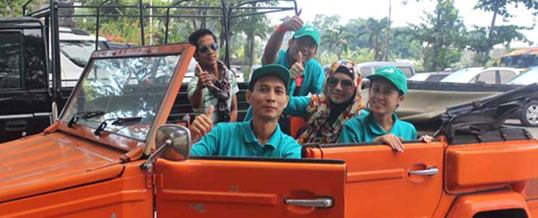 Bali Outbound Amazing Race 5
