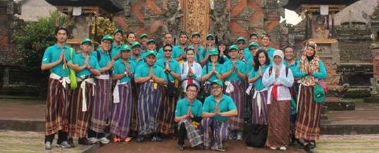 Outbound Bali Amazing Race 12