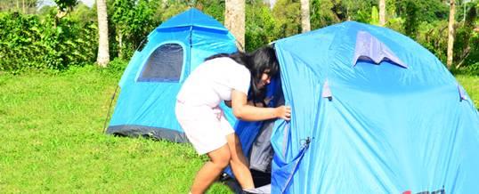 Paket Outing Bali Luwus Camping