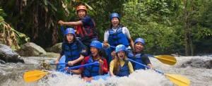 Sobek Bali Rafting Telaga Waja