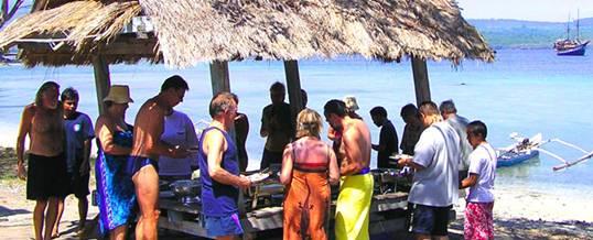 Wisata Adeventure Bali Sea Safari Village
