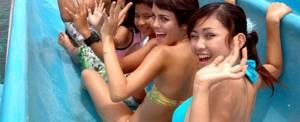Wisata Petualangan Bali Water Slide