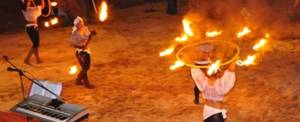 Gathering Bali The Pirates Fire Dance