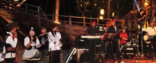 Gathering Bali The Pirates Live Music