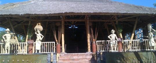 Team Building Bali Warung Subak