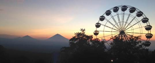 The Silas Bedugul Agrotourims Sunrise