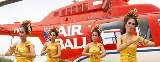 Adventure Bali Helicopter Sky Tours and Charters