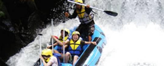 Bali Rafting Bakas Bali