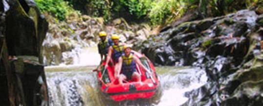 Bali Rafting Tandem
