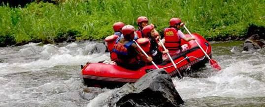 Rafting Bali Dewat Rafting