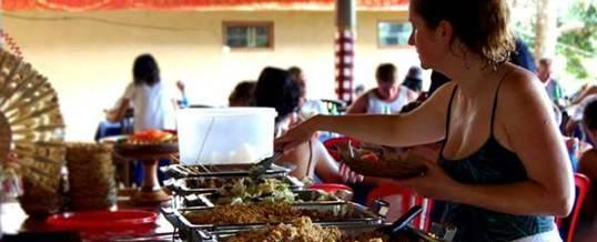 Rafting Bali Dewata Buffet