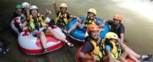 River Adventure Tubing Prtanu