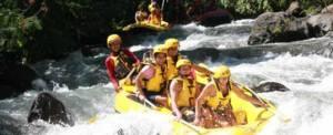 Bali Rafting Telaga Waja Alam