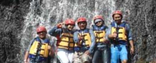 Rafting Rest Point Telaga Waja