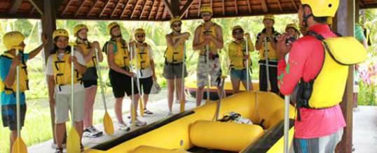 Rafting Telaga Waja Alam Briefing