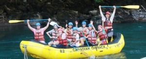 Rafting Whistler Canadian Outback Adventure FI 2016