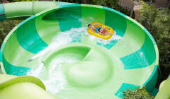 Adventure Cove Waterkpark - Whirlpool Washout