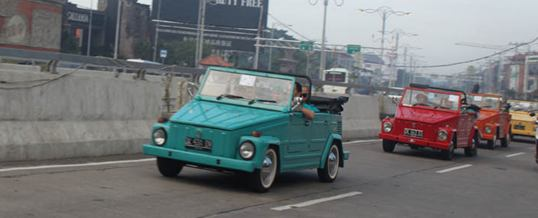 Bali Outbound Amazing Race VW