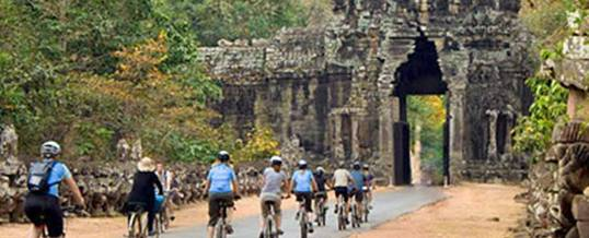 Cycle Angkor