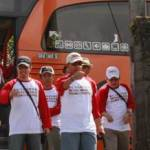 IBPA Menuju Lokasi Bali Outbound