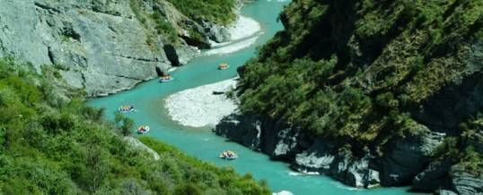 Queenstown Rafting Shotover River 1