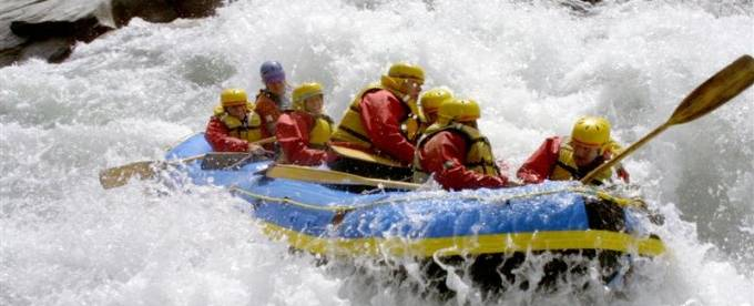 Queenstown Rafting Shotover River 3