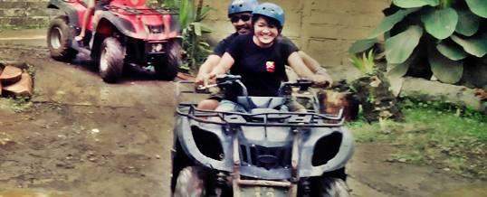 Adventure-Di Bali ATV Tandem Oops