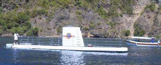 Adventure Odyssey Submarine Bali 6