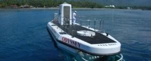 Adventure Odyssey Submarine di Bali 022016