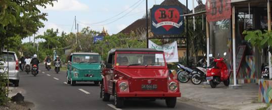 Bali Amazing Race Pertamina