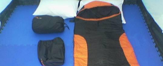 Bali Camping Toya Sleeping Bag