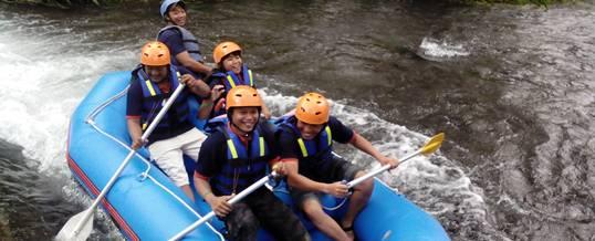 Bali Rafting - BPR Udari