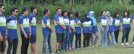 Deloitte Outing Ke Bali - Ice Breaking