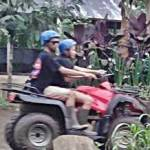 Oops Restaurant Starting ATV Adventure