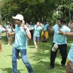 Outbound Bali Pertamina Dancing