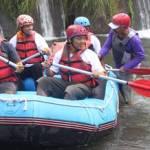 Rafting Di Bali - PT Pos Indonesia
