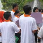 Rafting Telaga Waja Bali - PT. Pos Indonesia