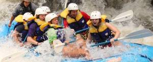 Wildwater Rafting Slider Chattooga IV