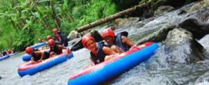 Adventure Bali Tubing River