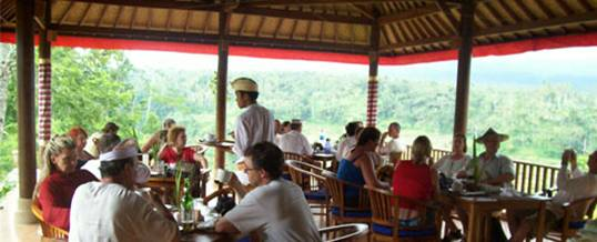 Bali Outbound Coffee Break